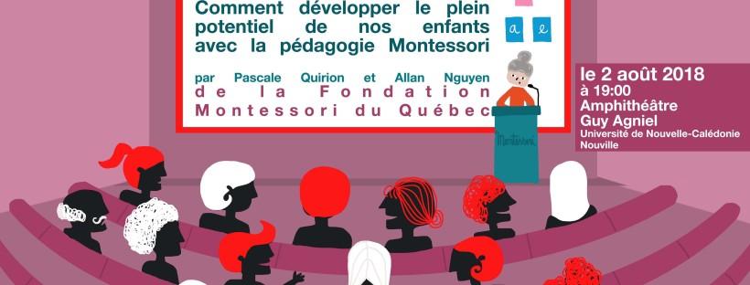 Flyer Conference montessori